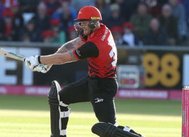 Ben Stokes fails to prevent Durham T20 Blast exit