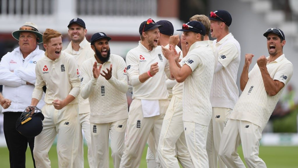 England lead the five-match series 2-0