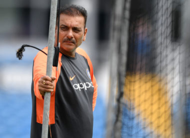 'Not fair' to single out Ajinkya Rahane, says Ravi Shastri