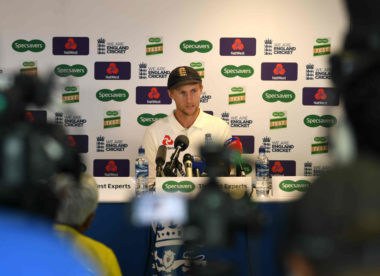 Adil Rashid criticism 'slightly unfair', says Joe Root