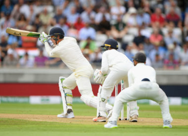 LIVE! England v India, first Test, day 1