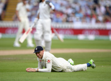 Jos Buttler rushed for x-ray after injury in the slips