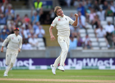 The boundless possibility of Sam Curran