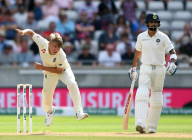 Watching Virat Kohli bat 'a little eye-opener' for Sam Curran