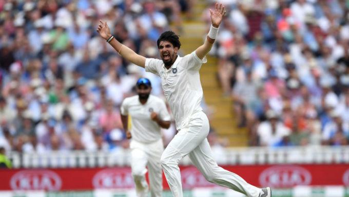 Still running in: The feel-good story of Ishant Sharma