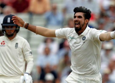 'One good partnership' should do it, says Ishant Sharma