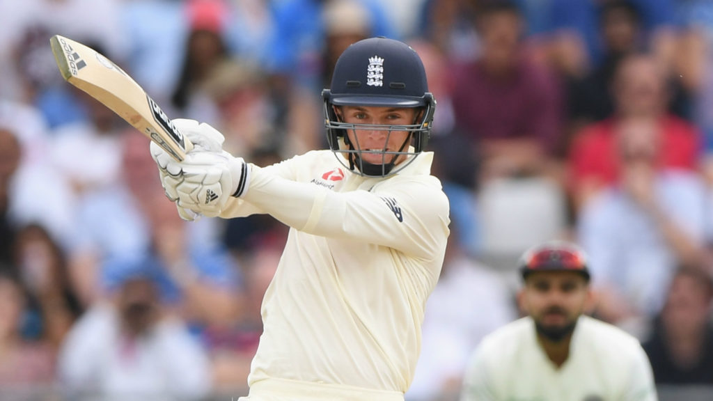 Sam Curran twice rescued England from precarious positions against India