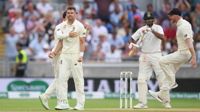 'Nobody is invincible' – James Anderson is dreaming about getting Virat Kohli out