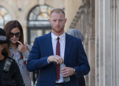 Ben Stokes trial: All-rounder 'lost control' during brawl, the court hears