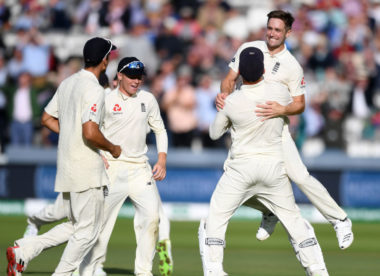LIVE! England v India, second Test – England bowlers wreak havoc after tea