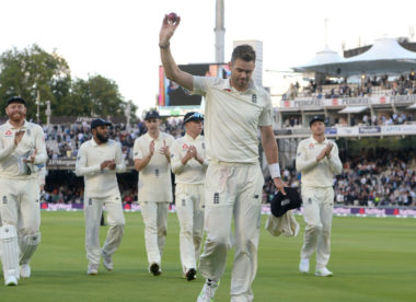 James Anderson and the sacrifice for greatness