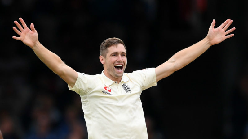 """He's a big part of our squad, all three formats"" – Root on Woakes"