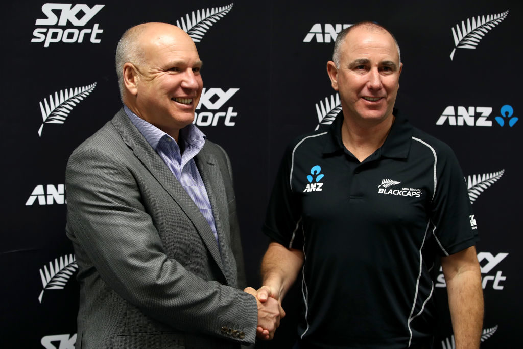 """""""Gary has excellent qualifications"""" – NZ Cricket Chief Executive"""