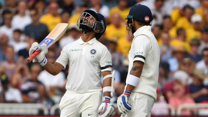 Sanjay Bangar pleased with discipline shown by batsmen at Trent Bridge