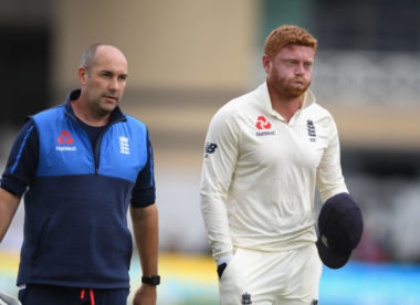 Bairstow suffers fractured finger