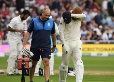 Injured Bairstow set to bat
