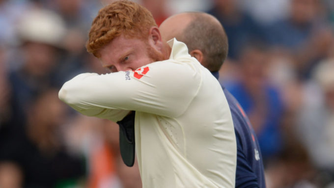 Bayliss: England 'have a decision to make' over Bairstow's 'keeping future
