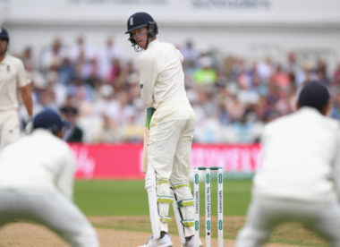 Analysis: Why England were right to stick with Keaton Jennings