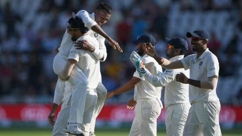 Holding doesnt feel Pandya is ready to be Indias premier all-rounder in Test cricket