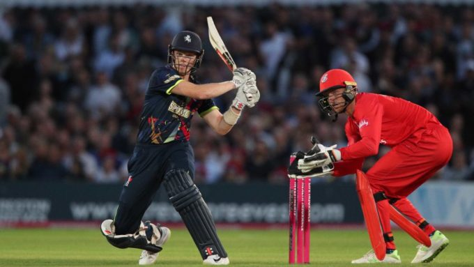 Billings slams 'slow snot-heap' pitch at Canterbury after Kent's T20 Blast exit