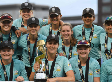 Surrey Stars 'play the perfect game' to clinch KSL title
