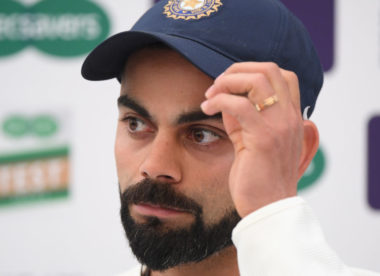 'We don't feel the need to change anything' – Virat Kohli