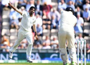 India's celebrated seamers dominate