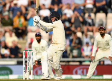 England v India, fourth Test: Day one in five moments
