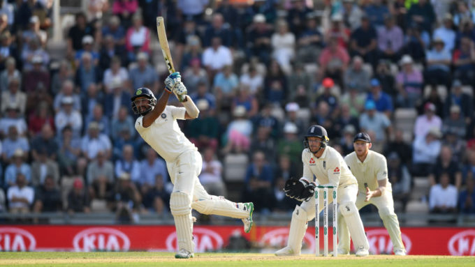 England v India, fourth Test: day two in five moments