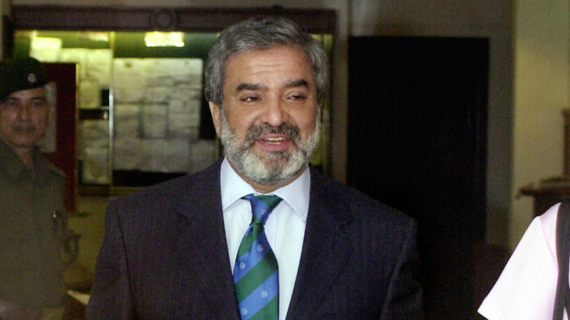 Ehsan Mani is the new boss of Pakistan cricket