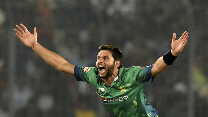 Bring back Pakistan v India cricket – Shahid Afridi