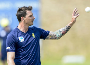 Experience should help get in to 2019 World Cup team, says Dale Steyn