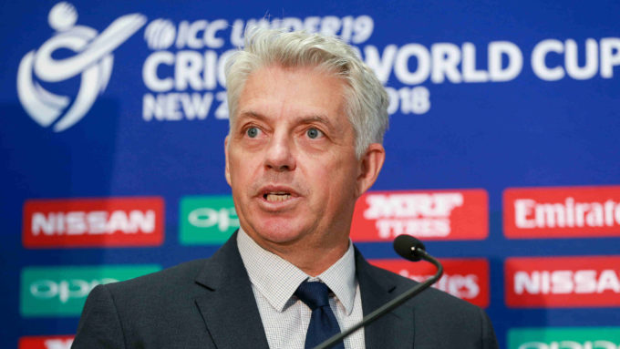 The Hundred: 'Let's not be too cynical' – David Richardson
