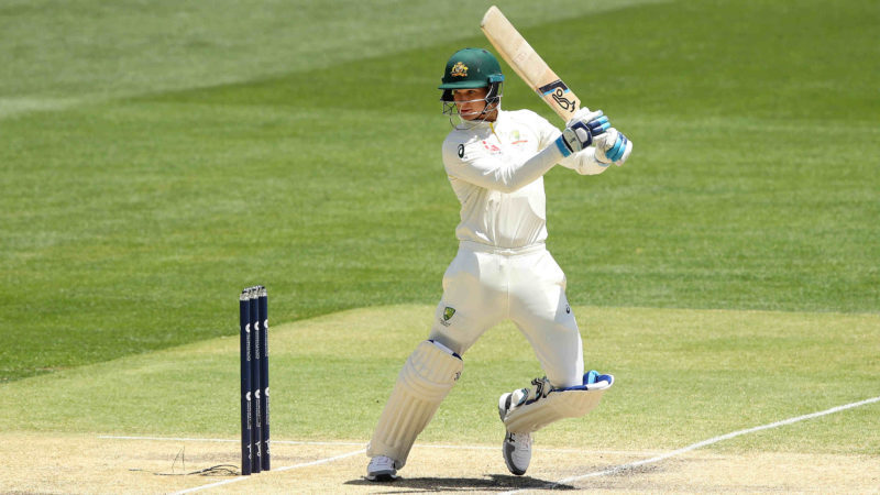 Handscomb has turned out in 13 Test matches so far
