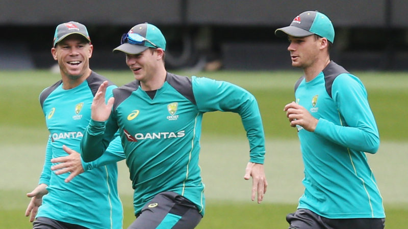 "Obviously, it's there in the back of most of our minds"" – Handscomb on the spots in the Test XI in Warner and Smiths absence"