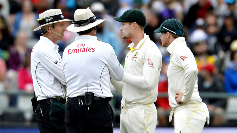 Ball-tampering is another aspect of the game that needs weeding out, said Richardson