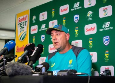 Darren Lehmann says Australia 'not as bad as' their media portrayal