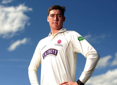 Interview: Matt Renshaw on Somerset, influences and playing at Test level