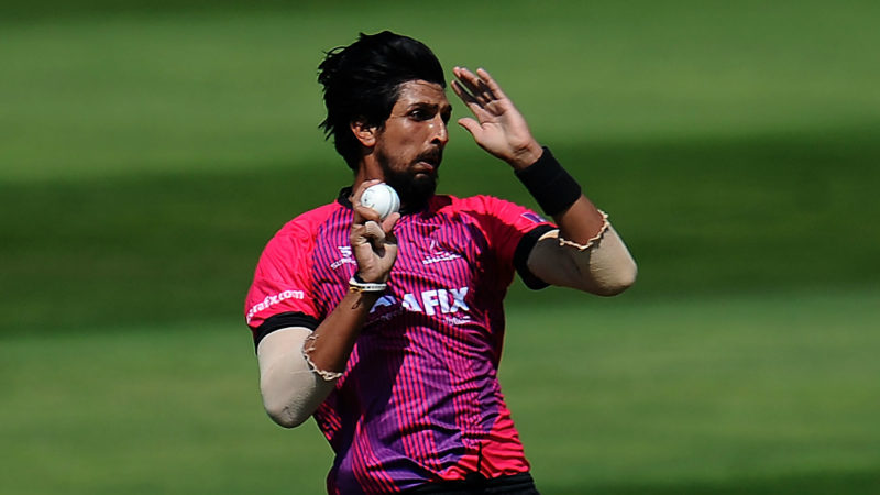 Sharma had a longish stint with Sussex earlier in the season