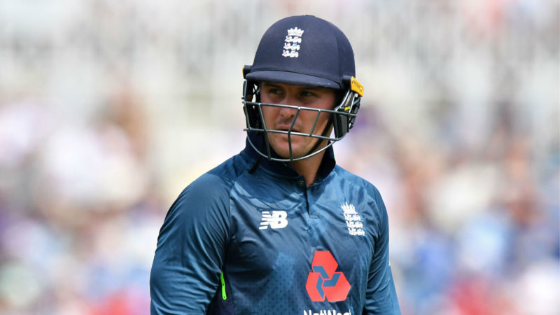 The Hundred: Why not try it out, asked Jason Roy
