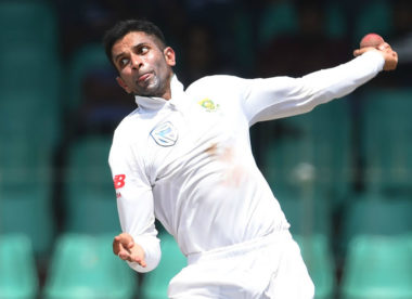 Keshav Maharaj signs up with Lancashire for remainder of county season