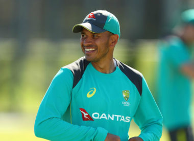 Usman Khawaja ready to slay spin demons