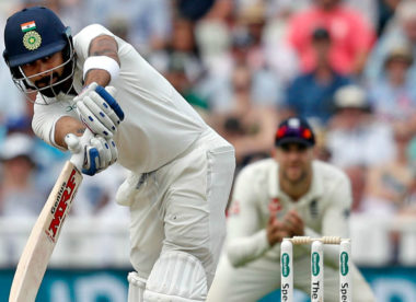 Virat Kohli, and the superpower we didn't know he possessed