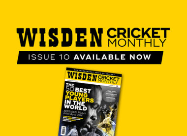 Wisden Cricket Monthly issue 10: The best young players in the world