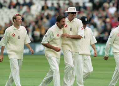 Quiz: Can you name these England Test bowlers from the 1990s?