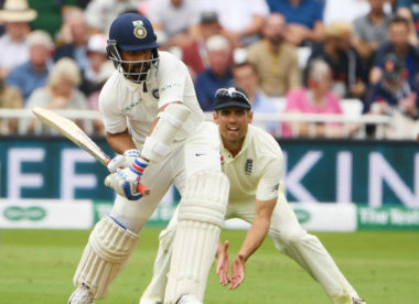'Important for one department to back the other' – Ajinkya Rahane