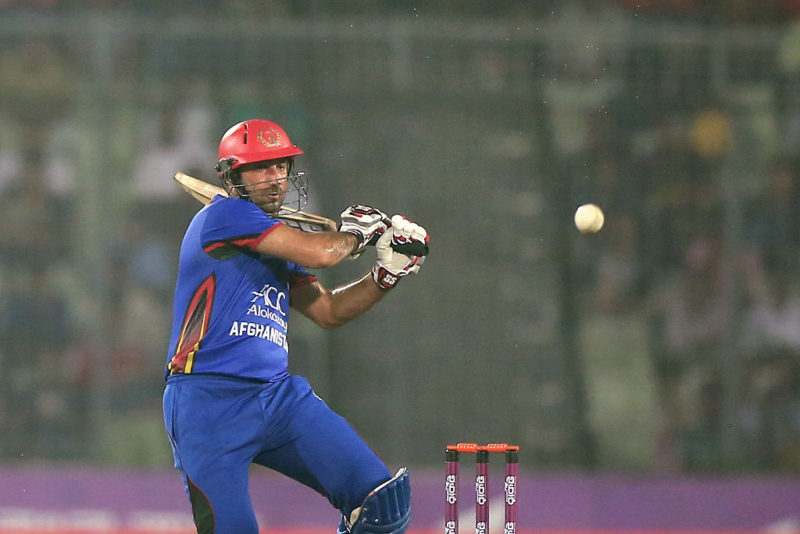 Asghar Afghan will hope to lead Afghanistan to their maiden Asia Cup title