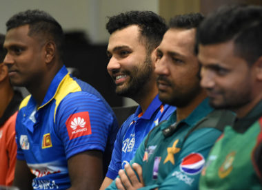 Asia Cup 2018: The captains locking horns