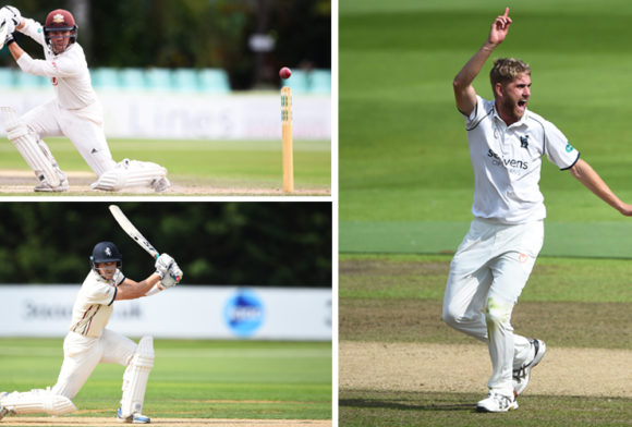 Burns, Denly & Stone named in England Test squad