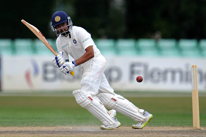 In 14 first-class matches, Shaw has scored 1418 runs at an impressive average of 56.72